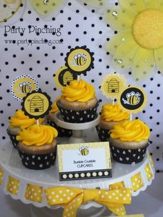 Bee Day Party! - Party Planning - Party Ideas - Cute Food - Holiday Ideas -Tablescapes - Special Occasions And Events - Party Pinching