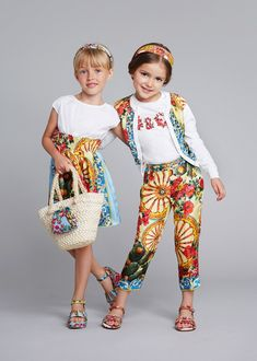 Dolce & Gabbana girlswear spring summer 2014: Junior's Top Picks - Page 16 - Catwalk & designers - Junior