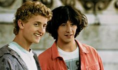 Bill & Ted's 25th birthday: party on, dudes!