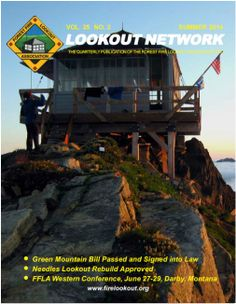 Rent redone lookout towers for overnight stays :)