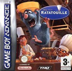 Emularoms: Ratatouille ( BR ) [ GBA ]