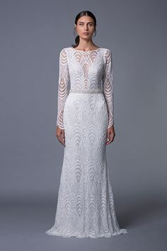 Wedding gown by Lihi Hod (Style Sahara).