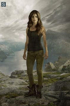 The 100 - Octavia #Season2