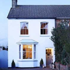 Exterior | House tour | Hertfordshire | PHOTO GALLERY | Country Homes & Interiors | Housetohome.co.uk