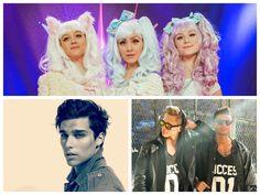 #Melfest: Dolly Style, Eric Saade and Samir & Viktor Most-Viewed via @angus_quinn
