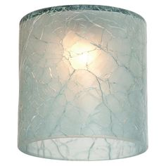 """Found it at Wayfair - Ambiance Transitions 3"""" Glass Drum Pendant Shade"""