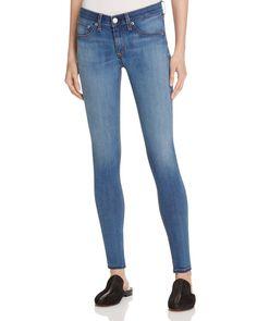 rag & bone/Jean Skinny Jeans in Redmond