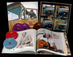 Hello, I'm Red Simpson 5 CD-Box & 108 Page Bo