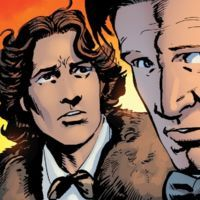 Oscar Wilde was a 19th century Irish author and playwright. The Sixth Doctor told Evelyn Smythe...