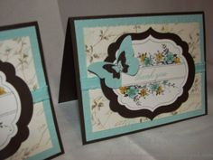 Apothecary Art Floral Thank- yous by Playwriter - Cards and Paper Crafts at Splitcoaststampers