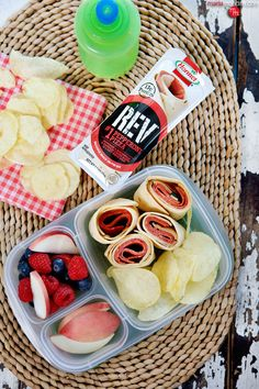 Simple back to school lunch ideas and giveaway. Here's a quick, protein-packed snack for yourself or your teen kids. MarlaMeridith.com #ad #hormelrevwraps