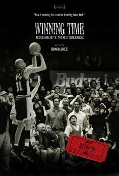Winning Time: Reggie Miller vs. the New York Knicks (DVD): Explores the rivalry between the Indiana Pacers and New York as seen through the eyes and actions of Reggie Miller star player of the Indiana Pacers.