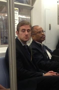 Looks Like Steve Carell and Ryan Gosling Had a Secret Love Child