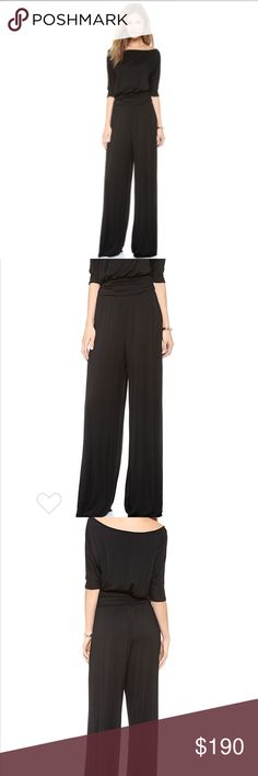 Rachel Pally Heathcliff Jumpsuit worn only once and in perfect condition. true to size but could also fit an XS or small. see photos for measurement/material info. purchased from revolve clothing and is now sold out. Rachel Pally Pants Jumpsuits & Rompers