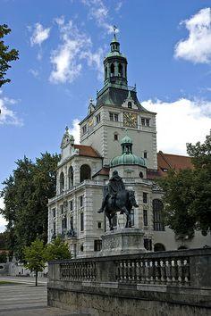 Bayerisches Nationalmuseum - München (Munich) Germany