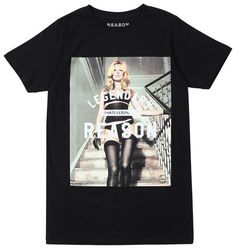 Legendary Model T-Shirt http://shop.nylon.com/collections/whats-new/products/legendary-model-t-shirt #NYLONshop