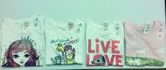 Girls youth size 5 - 6 gorgeous Children's Place 4 pair shirt lot tops #ChildrensPlace #DressyEverydayHoliday