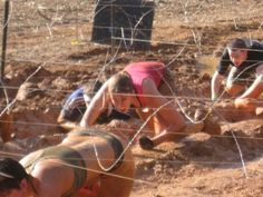 I'm planning on training for a Tough Mudder and this girl's story is good inspiration.