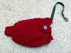 paw cozy for dog leash during the cold months!