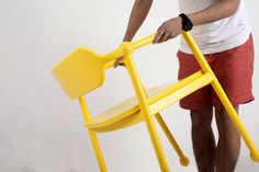 Candy Chair by Jeong Yong