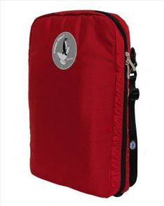 Engage Green Eco-Friendly Recycled PET Slim Fit Laptop Bag in Red/Fuchsia   - Click image twice for more info - See a larger selection of red  backpacks at http://kidsbackpackstore.com/product-category/red-backpacks/. - kids, juniors, back to school, kids fashion ideas, teens fashion ideas, school supplies, backpack, bag , teenagers girls , gift ideas, red