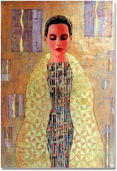 """Méditation"" - Richard BURLET (France, B. 1957)"