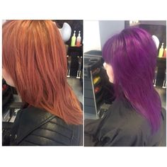 Colour change