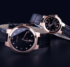Wish you a happy weekend! How about taking a long ride with Bodali leather watches with your lover?