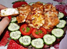 Chopped chicken cutlets «Tenderness»