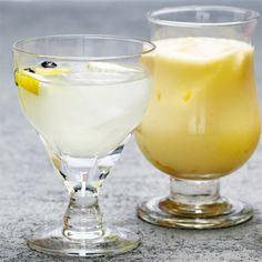 Njut av långa, lata dagar med en nyttig, alkoholfri drink. Sugen på en mango colada? Eller en virgin strawberry daiquiri? Här har du recepten!