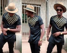 WOW mens african fashion really are amazing Picture# 6557035757 Nigeria Fashion, Nigerian Men Fashion, African Men Fashion, Africa Fashion, African Fashion Dresses, Mens Fashion, African Attire, African Wear, African Dress