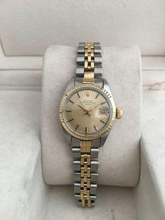 0e99c40ad938 Rolex Oyster Perpetual Date Ref. 6917 - Reloj de mujer - 1987 - Catawiki