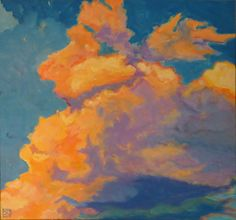 Art Work, Clouds, Abstract, Painting, Artwork, Summary, Work Of Art, Painting Art, Paintings