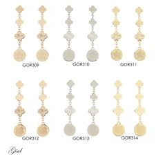Gisel - Artecora || Produzione Gioielli, Italy Bead Jewellery, Jewelry, Handmade Beads, Doll Accessories, Gold Necklace, Jewels, Schmuck, Jewerly, Jewelery
