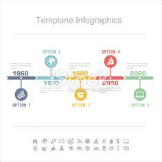 Infographic Royalty Free Stock Vector Art Illustration