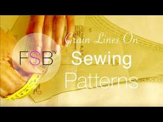 Sewing Techniques | Go To Patterns