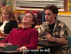Cory And Shawn, Cory And Topanga, Boy Meets World Quotes, Girl Meets World, Tv Quotes, Mood Quotes, Boy Meets Girl, Seriously Funny, School Boy