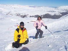 Chile Valle Nevada