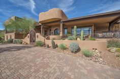 #fountainhillsrealestate, #azrealestate Firerock. Where premier living and sophisticated lifestyles bloom and families are delighted to call home. This 4,373 SF home was designed for the young and fun at heart. Exceptional quality construction, upscale amenities, custom tile, cabinets and doors...