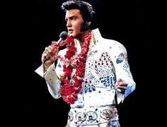 Elvis' Aloha From #Hawaii Airs Live 14 jan 1973