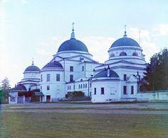 (1910) Novo-Tikhvin Nunnery.