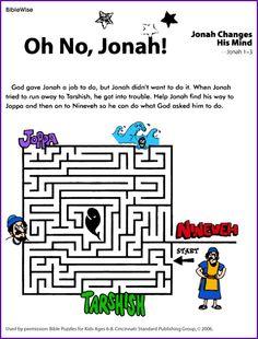 OT - Jonah