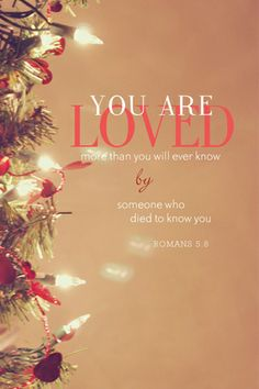 You are Loved ♥