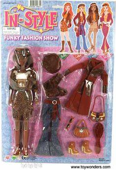 "In-Style Fashion Show (12"", Dark) 4881/2B"