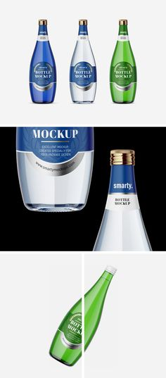 How often do you consider product mockups as the most suitable means of showcasing your design projects? Print Templates, Psd Templates, Project Presentation, Icon Collection, Bottle Mockup, Glass Bottles, Instagram Story, Design Projects, Packaging Design