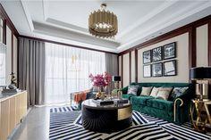 Living Room Interior, Contemporary, Interiors, Furniture, Home Decor, Decoration Home, Room Decor, Home Furnishings, Decor
