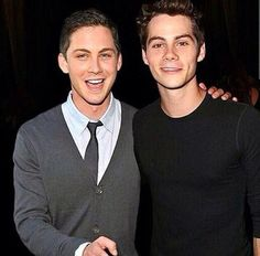 dylan and logan