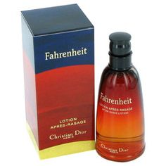 FAHRENHEIT by Christian Dior After Shave 1.7 oz (Men)