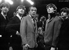 ★SCAN 〜 The Beatles with Ed Sullivan