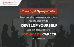 SynapseIndia Training facility in Noida helps B.Tech. and MCA students: Empower…
